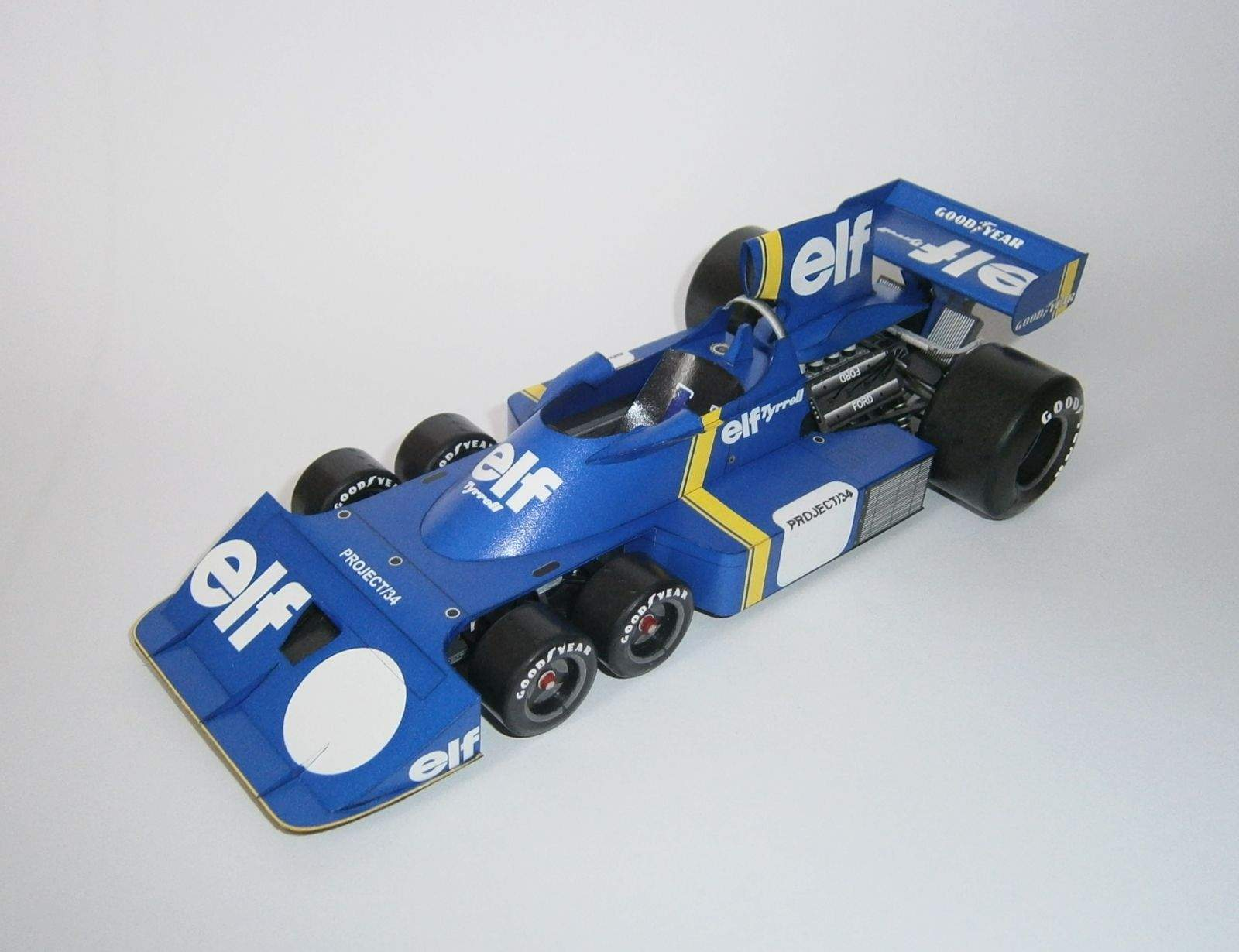 Tyrrell Project 34 - 1976