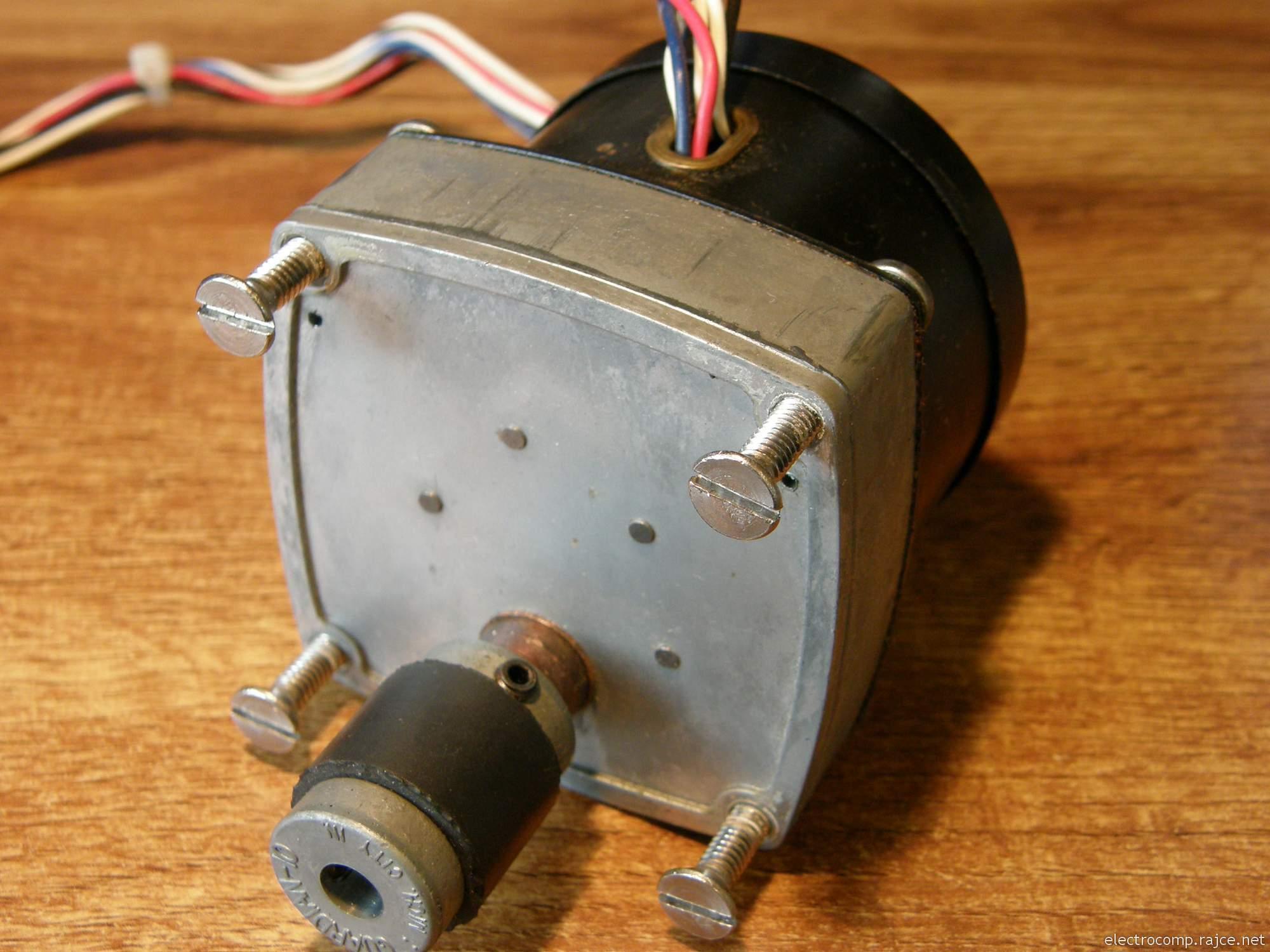 Krokov Motor Hurst S P Evodovkou 1 20 5860765738