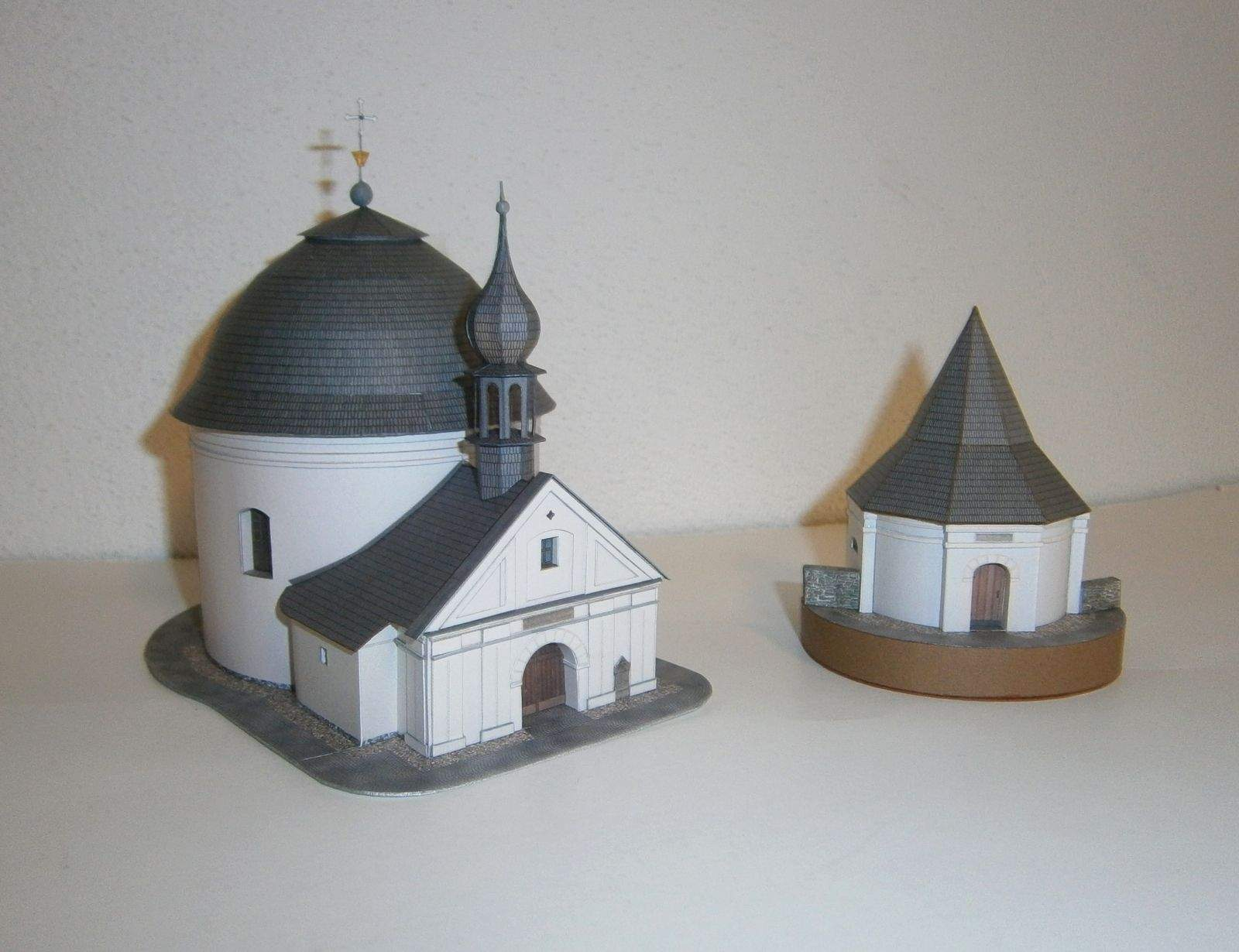 Kaple sv.Rocha a sv.Sebastiána, kostnice - Fulnek
