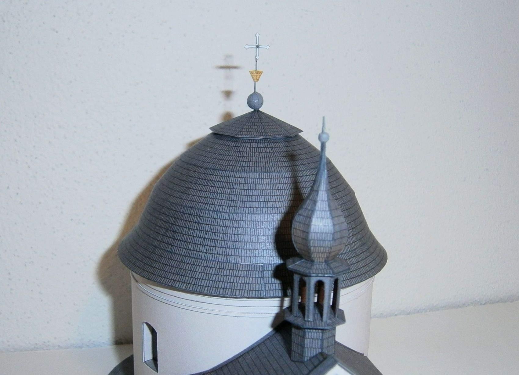 Kaple sv.Rocha a sv.Sebastiána, kostnice