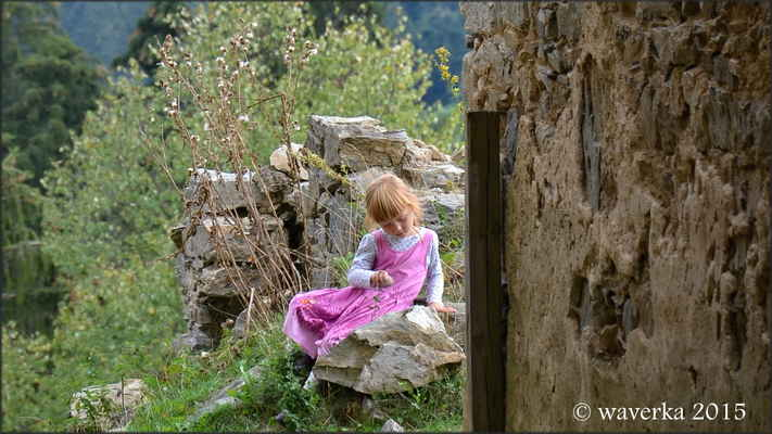 Dívčí Kámen - Leontýnka