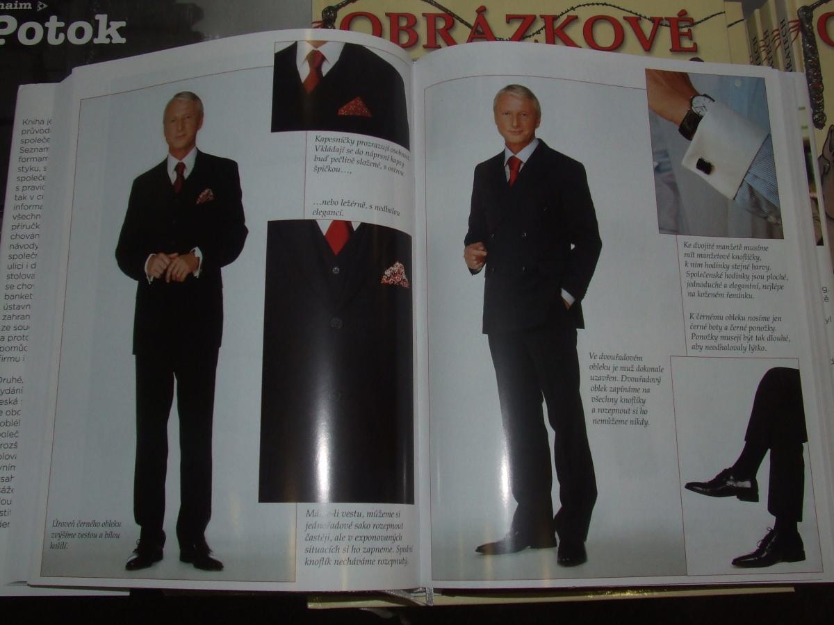 d032d28a1 Librex Dům knihy Nová velká kniha etikety Ladislav Špaček – Hana ...
