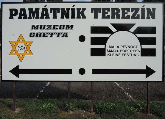 Už dlouho jsem se chtěla podívat do Terezína - o letošní dovolené jsem si konečně tenhle výlet udělala.