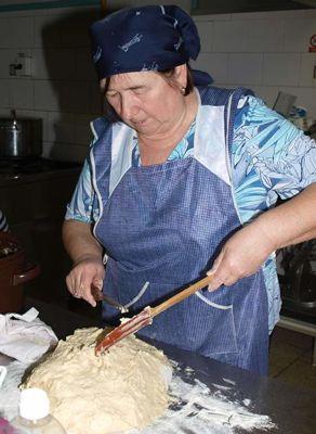 23. leden 2015 - Spolupráce s OS Gurmáni - pečení slaných koláčků. Správně zadělané těsto je základ úspěchu