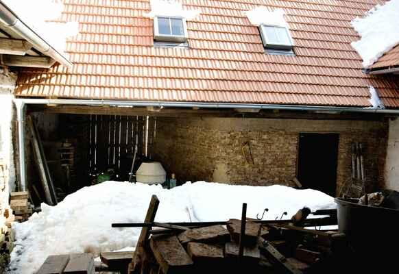 mlýn - zima 2013